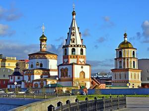7 день Богоявленский кафедральный собор